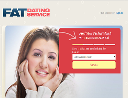 Fat Dating Service