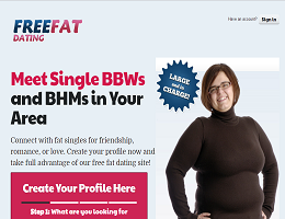 Free Fat Dating