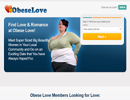 Free dating sites for overweight women